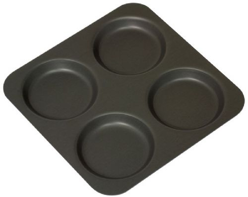 Samuel Groves 1.6mm Aluminium Non Stick 4 Cup Yorkshire Pudding Tray